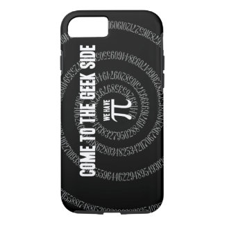 Come To The Geek Side for Pi iPhone 7 Case