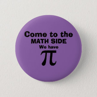 Come to the math side we have Pi! Button