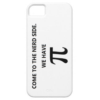 """""""Come to the nerd side"""" iPhone5 iPhone5S Case"""