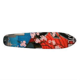 Come to Tokyo Skateboard Deck