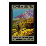 Come to Ulster Poster