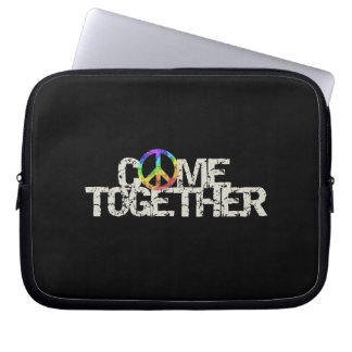 Come Together laptop sleeve