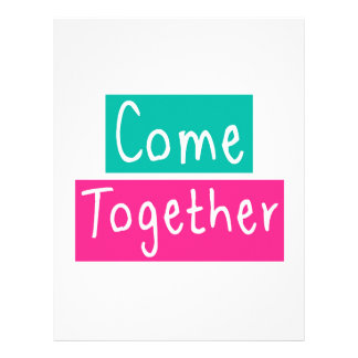 Come Together Letterhead