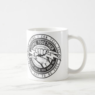 Come Together Union Logo Classic White Coffee Mug