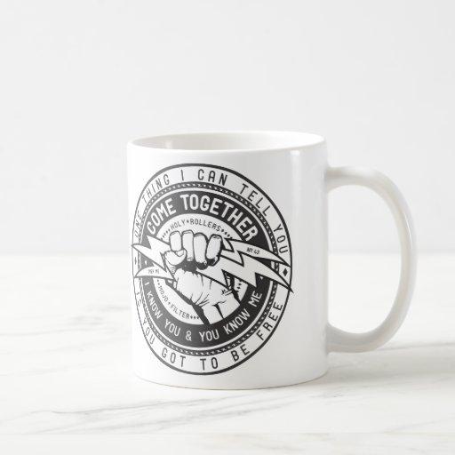 Come Together Union Logo Mug