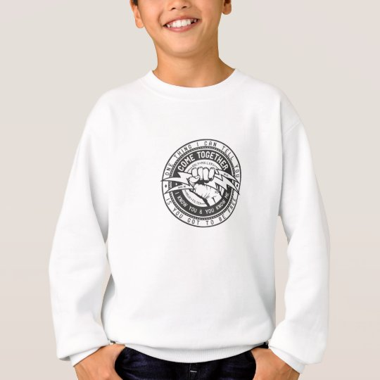 Come Together Union Logo Sweatshirt