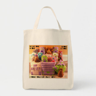 Come Together x Da Holy Rollahz Tote Bag
