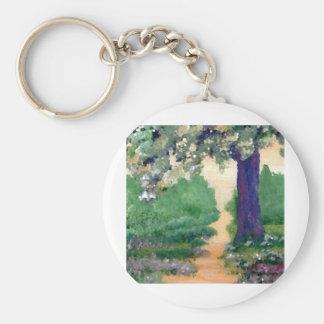 Come Walk With Me - CricketDiane Art Stuff Keychains