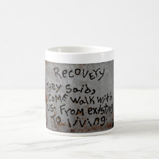 come walk with us coffee mug