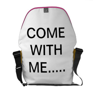 COME WITH ME..... COMMUTER BAGS