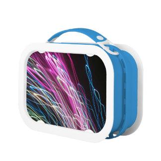 Comeback Kid Blue Handled Yubo Lunch Box