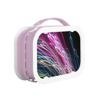 Comeback Kid Pink Handled Yubo Lunch Box