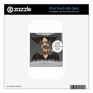 Comedia del palo iPod touch 4G skin