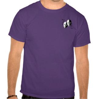 Comedia y tragedia del FMS Camisetas