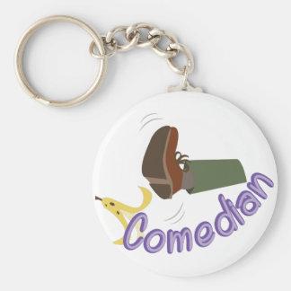 Comedian Keychain