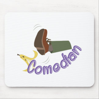 Comedian Mouse Pad