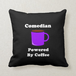 """""""Comedian"""" Powered by Coffee Pillow"""
