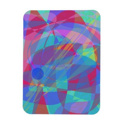 Comedian Vinyl Magnets