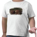 Comedians or Arabic Buffoons, 1848 Tee Shirts