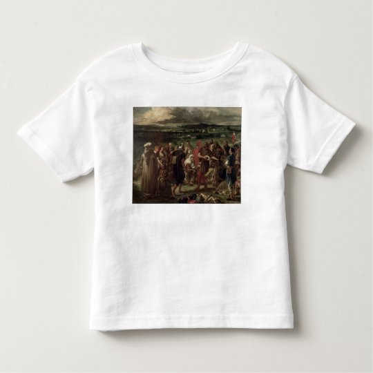 Comedians or Arabic Buffoons, 1848 Toddler T-shirt