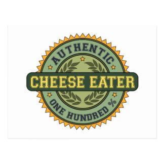 Comedor auténtico del queso postal