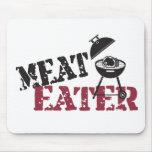 Comedor de la carne tapetes de raton