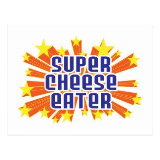Comedor estupendo del queso postal