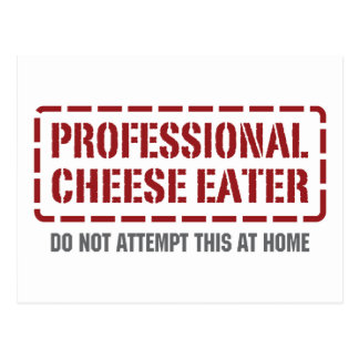 Comedor profesional del queso postal