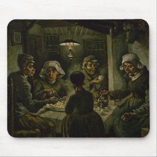 Comedores de la patata de Vincent van Gogh