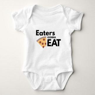 Comedores que van a comer body para bebé
