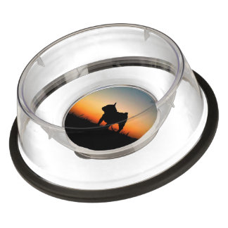 "Comedouro for PET ""Buldog put-pity-sun "" Bowl"
