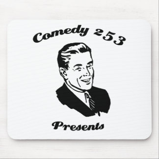 Comedy 253 Presents Mouse Pads