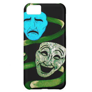 Comedy and Tragedy iPhone 5C Covers