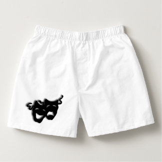 Comedy and Tragedy Theater Boxers
