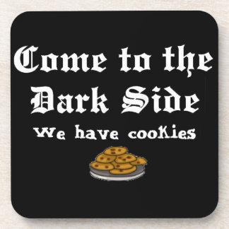 Comedy Come to the Dark Side Coaster