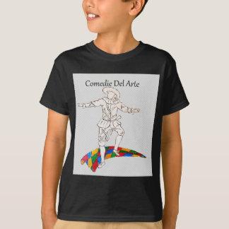 comedy del arte harlequin T-Shirt