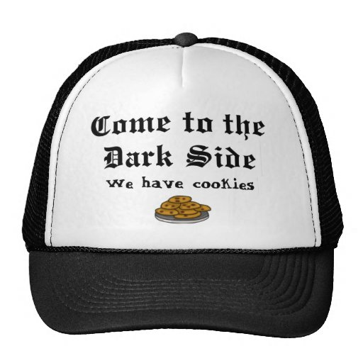 Comedy Hat, Come to the Dark Side