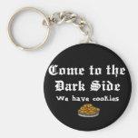 Comedy Keychain, Come to the Dark Side Keychain