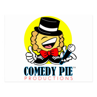COMEDY PIE Products Postcard