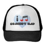 Comedy Rap Mesh Hats
