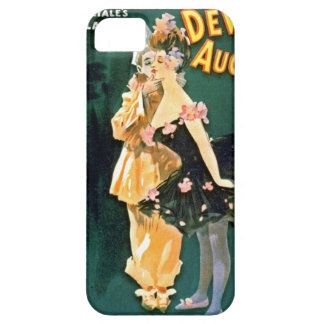 Comedy Stage Revue Playbill 1902 iPhone SE/5/5s Case