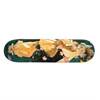 Comedy Stage Revue Playbill 1902 Skateboard