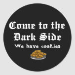 Comedy Sticker, Come to the Dark Side