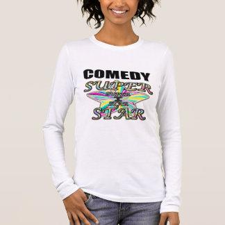 Comedy Superstar Long Sleeve T-Shirt
