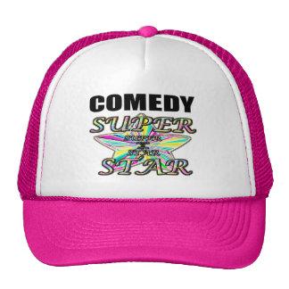 Comedy Superstar Trucker Hat