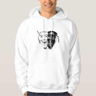 Comedy & Tragedy Hoodie