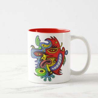 Comedy/Tragedy Mask Mug