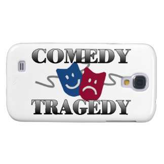 Comedy Tragedy Samsung S4 Case