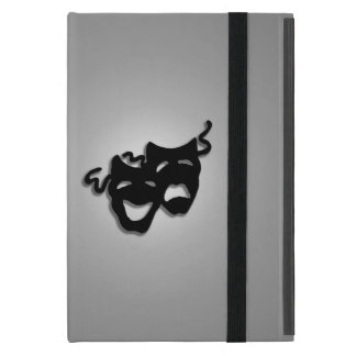 Comedy Tragedy Theater Masks Cover For iPad Mini