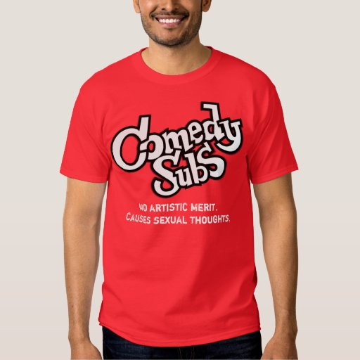 ComedySubs Camisas